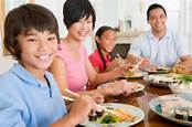 Dinnertime Should Be Family Time